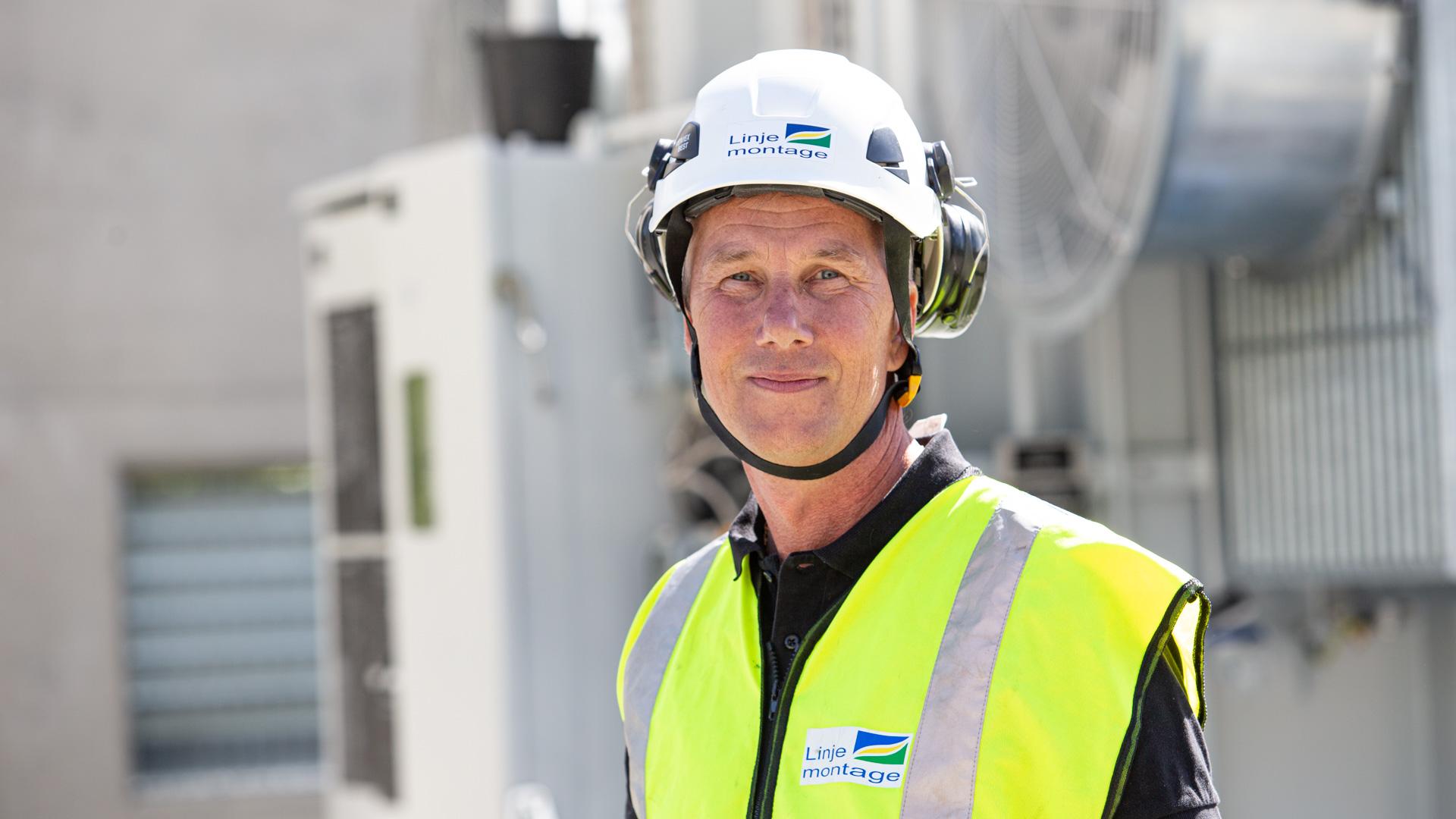 Jan Johnsson söker nu fler montörer och montageledare till Transmission.